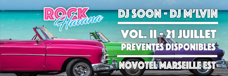 Pool-Party I Rock'Havana I Vol.2