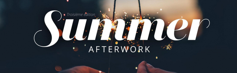 Save the Date - Afterwork