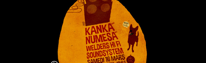 Kanka & Numesa powered by Welders Hi Fi - Massive's Corner #44