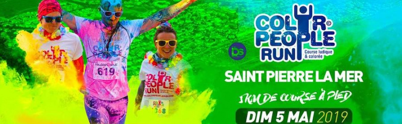 COLOR PEOPLE RUN 2019 @Fleury d'Aude