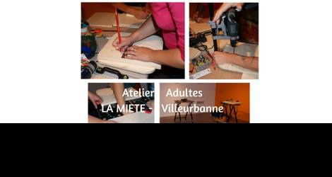 Atelier menuiserie adultes