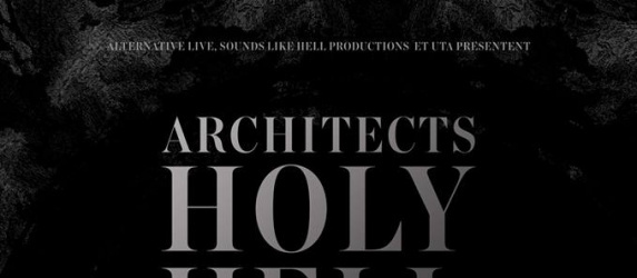 ARCHITECTS + BEARTOOTH + POLARIS @ Transbordeur