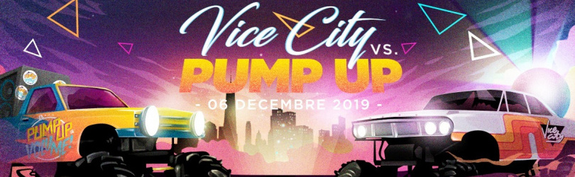 Pump Up vs Vice City