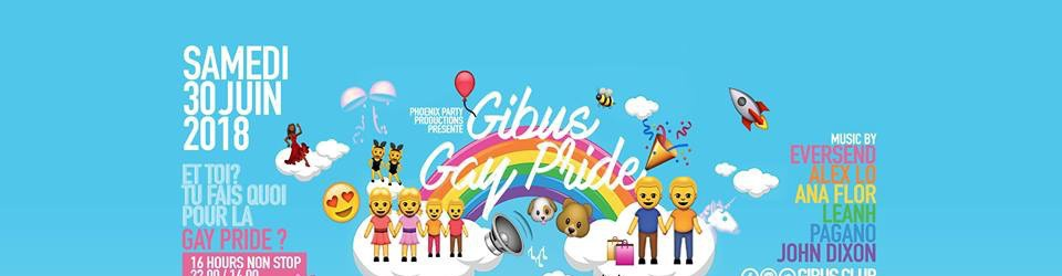 GIBUS PRIDE PARTY