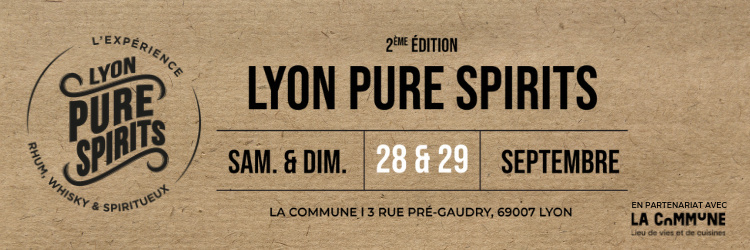 Lyon Pure Spirits 2019