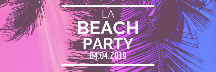 La Beach Party #1 - Beach Valley x Sunny Vibes