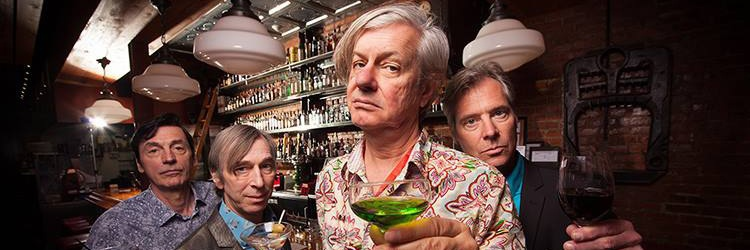 Fleshtones 40TH birthday tour