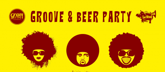 Groove & Beer Party !