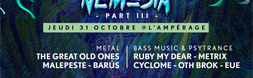 Nemesia Part 3- Psytrance/bass music part