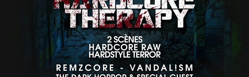 HARDCORE THERAPY 24 AOUT