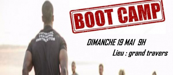 Boot camp team stjeandevedas