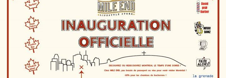 Inauguration Officielle