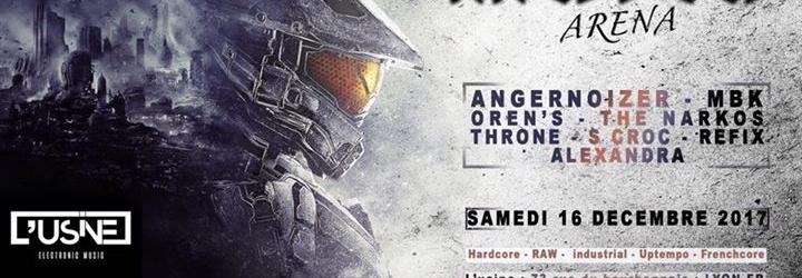 Hardcore Arena 66