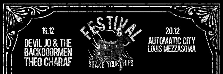 Festival Shake Your Hips