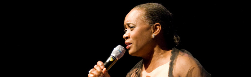 27 JUILLET - 20H00-BARBARA HENDRICKS - THE ROAD TO FREEDOM