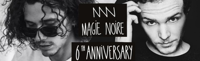 Magie Noire 6th Anniversary (Act I) w/ Traumer & Leo Pol live