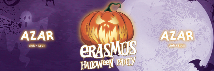 Halloween party // Erasmus & International Students Party Lyon